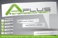aPlus Energiekonzept Ingenieurbüro